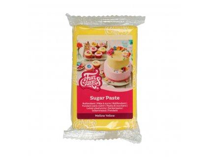 4575 1 fc fondant 250g mellow yellow zlta