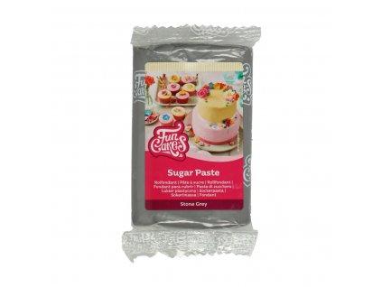 4605 1 fc fondant 250g stone grey siva