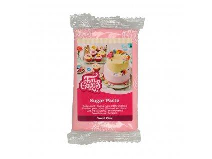 4608 1 fc fondant 250g sweet pink ruzova