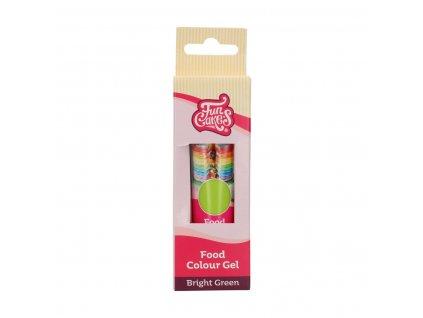 4650 2 fc gelova farba 30g bright green zelena