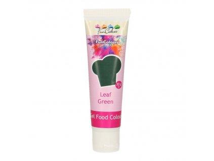 4674 2 fc gelova farba 30g leaf green zelena