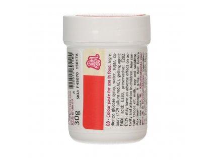 4710 1 fc gelova farba 30g red cervena v kelimku