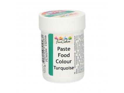 4722 1 fc gelova farba 30g turquoise tyrkysova v kelimku