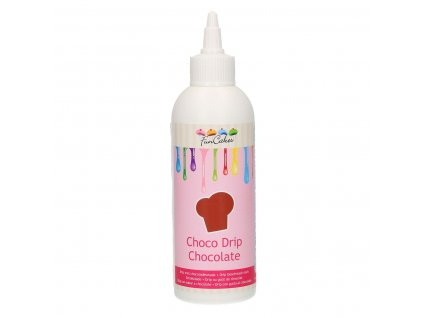 4752 1 fc choco drip 180g chocolate hneda