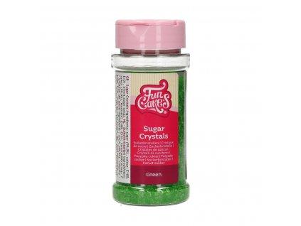 4971 1 fc posyp cukrovy krystal zeleny 80g