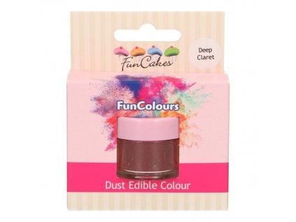 5250 3 fc prachova farba claret bordova