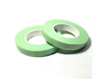 5385 1 floristicka paska sv zelena 12mm
