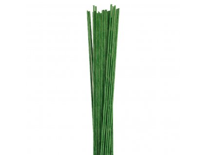 5415 1 floristicky drotik zeleny 18