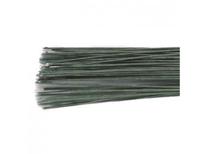 5418 1 floristicky drotik zeleny 20