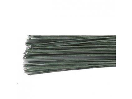 5430 1 floristicky drotik zeleny 28