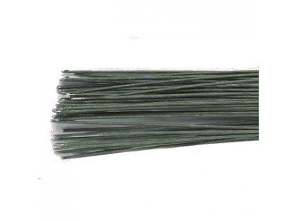 5433 1 floristicky drotik zeleny 30