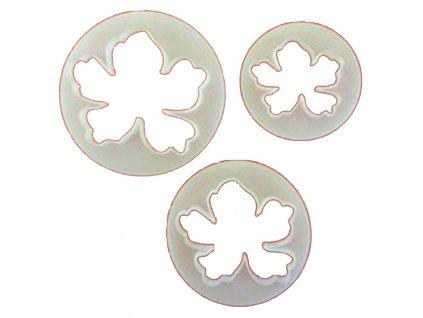 5481 1 fmm vykrajovacka havajsky kvet sada 3ks