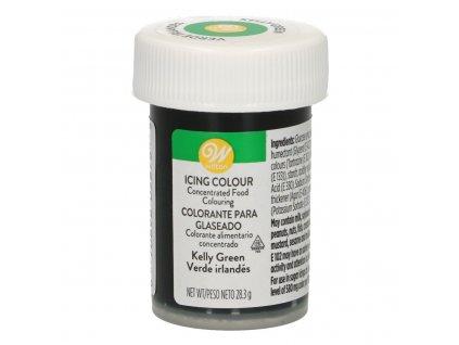 5649 1 gelova farba 28g w kelly green zelena