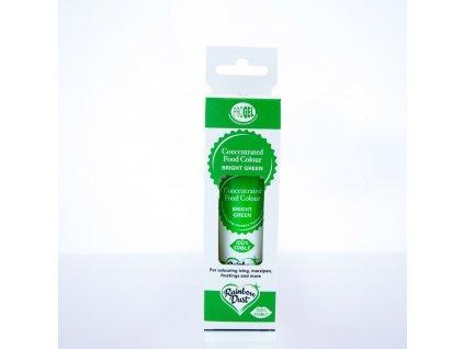 5691 1 gelova farba progel bright green zelena