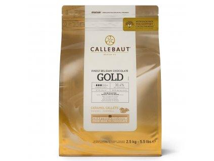 5883 2 karamelova cokolada callebaut gold 2 5kg
