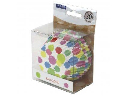 5889 1 kosicky na muffiny pme balony 30ks