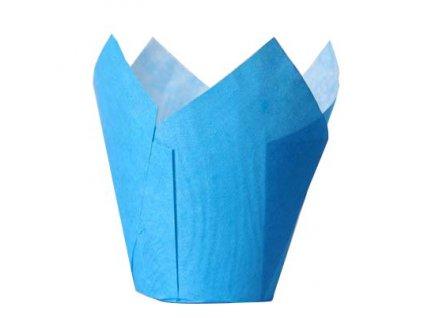 5910 1 kosicky na muffiny tulip blue 36ks hof