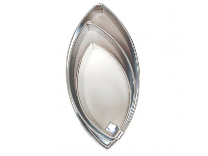6015 1 kovova vykrajovacka oval sada 3ks