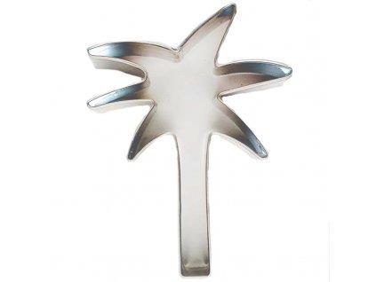 6018 1 kovova vykrajovacka palma 8cm