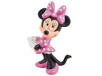 6174 1 plastova figurka disney minnie mouse