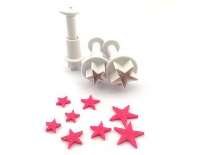 6417 1 vypichovacky mini hviezdy 3ks
