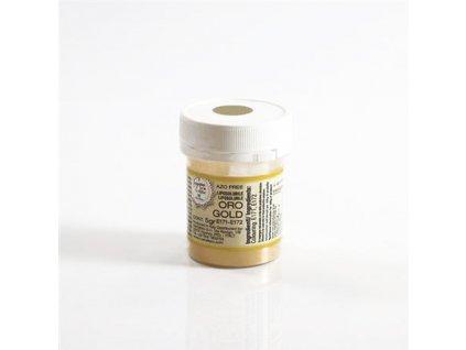 6753 1 prachova farba perletova zlata 5g