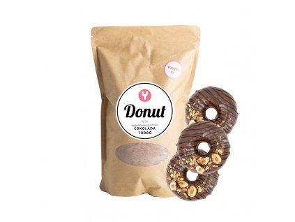 donutmix čokolada