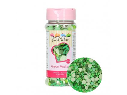 G41716 FC posyp sprinkle medley green