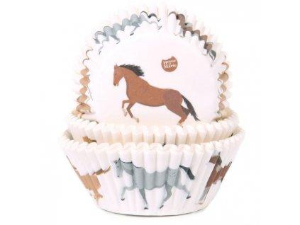 HM6864 košíčky na muffina kone