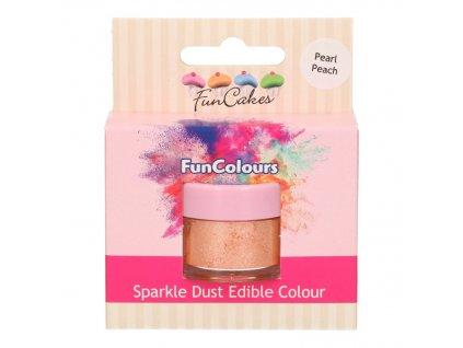 FC prachová farba perleťová brl