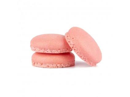Makrónky ružové 250g