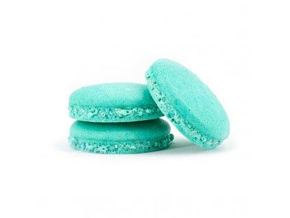 Makrónky modré 250g