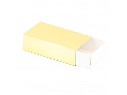 zlata krabicka velka