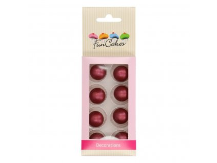 čokoládové guličky ruby
