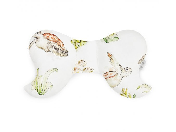 Polštář motýl- Želvy