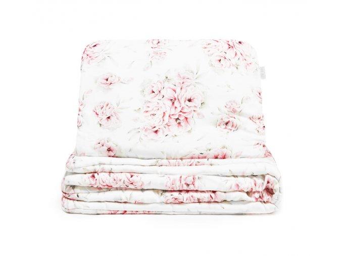 Bavlněný ložní set- blossom