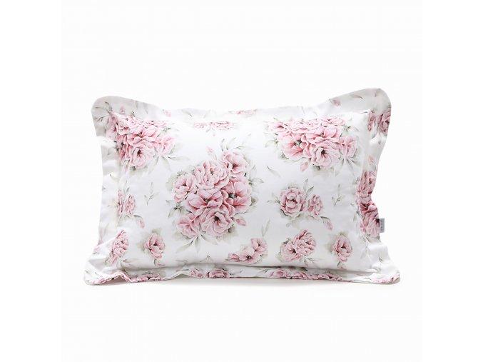 Bavlněný polštář- blossom