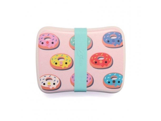 Snídaňový Lunchbox- Donuts Blush
