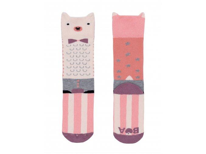 Podkolenka Carnival Socks- Llama