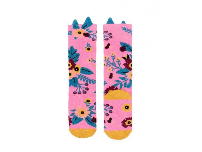 Podkolenka Knee High Socks- Pink