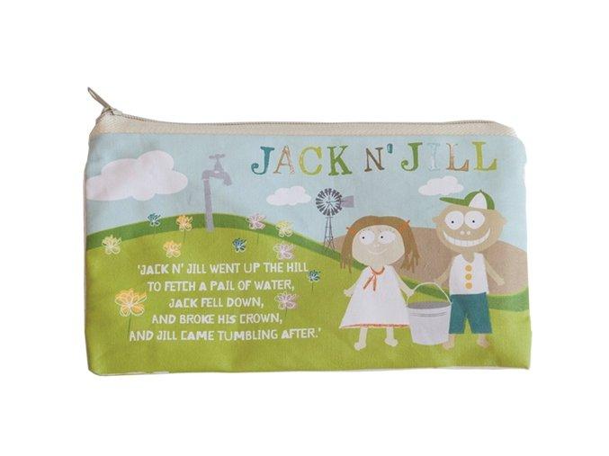 Jack N´Jill Kapsička na zip