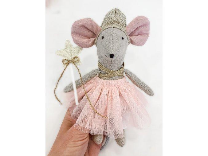 Handmade myška Chloe