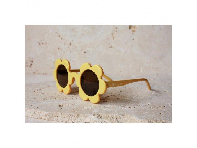 Sluneční brýle Elle Porte- žluté
