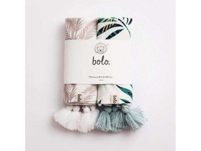 Bambusová přikrývka- 2pack