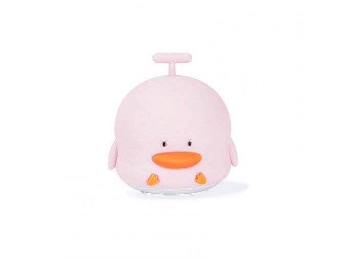 Lampa kačenka- růžová