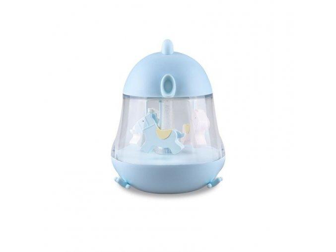 Svítící hrací skříňka- modrá