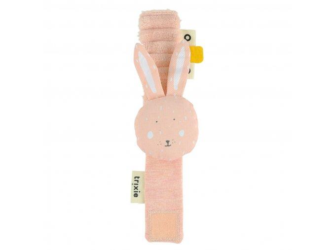 Chrastítko na ruku- Mr. Rabbit