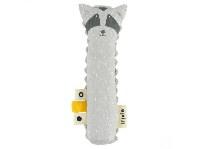 Pískací hračka Trixie- Mr. Raccoon