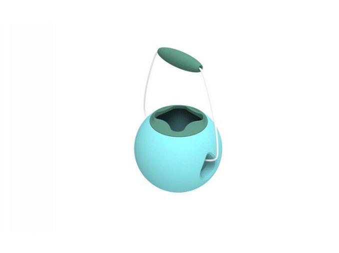 Quut plážový kbelík Ballo- Mineral Green
