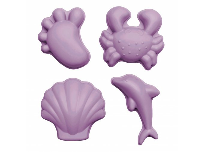 Silikonové formičky- Lila